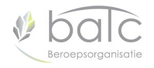Logo Therapeuten beroepsorganisatie BATC